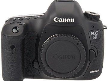 Canon 5D Mark iii +Tamron 70-200mm 2.8 lens
