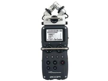 Zoom 5n+H6 shotgun mic