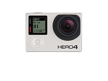 Rent: The GoPro Hero 4 Black Edition