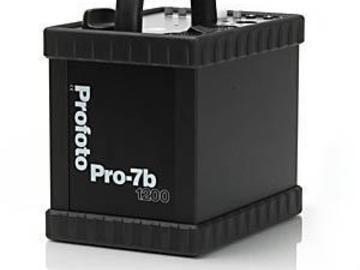 Rent: Profoto 1 7b pack 1 head full package