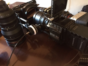Rent: Red Epic Dragon & Scarlet-Lenses-2 Cams for the Price of One