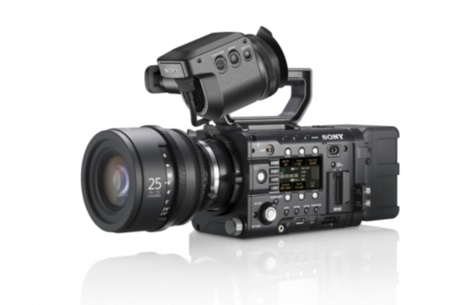 Sony F5 RAW Package