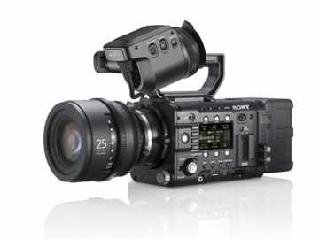 Rent: Sony F5 RAW Package