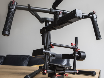 Rent: DJI RONIN MX, for cameras up to 10 pounds!