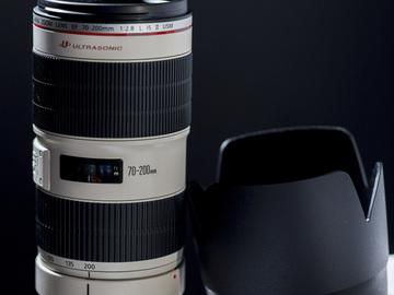 Rent: Canon EF 70-200mm f/2.8L IS II USM Lens