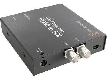 Rent: HDMI to SDI Mini Converter - Blackmagic design