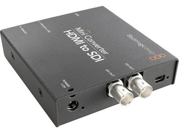 Rent: HDMI to SDI Mini Converter - Blackmagic design