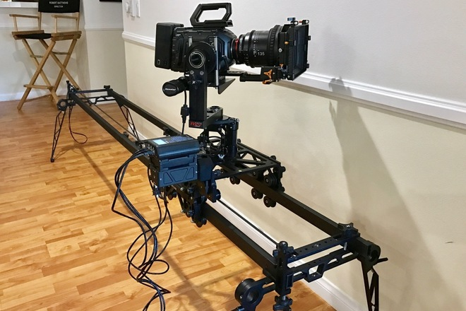 Kessler ShuttlePod 4-12ft Slider + Full Motion Control Kit