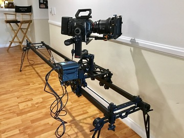 Rent: Kessler ShuttlePod 4-12ft Slider + Full Motion Control Kit