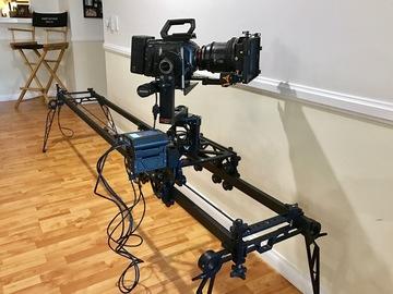 Rent: Kessler ShuttlePod 4-12ft Slider + Full Motion Control Kit