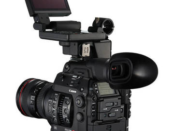 Rent: CANON C300 MKII MARK 2 CAMERA KIT * EF or PL MOUNT * RARE PL