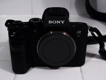 Rent: a7rii (BODY ONLY)