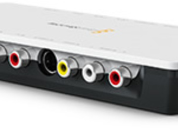 Rent: Blackmagic Intensity Shuttle (Thunderbolt)