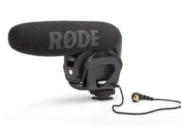 Rent: Rode VideoMic Pro Compact Shotgun Microphone