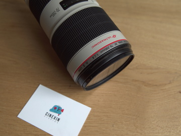 Rent: Canon EF 70-200 f/2.8 IS ii USM.