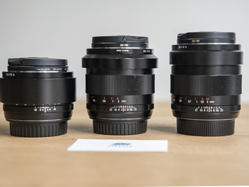 Rent: ZEISS PRIME KIT!