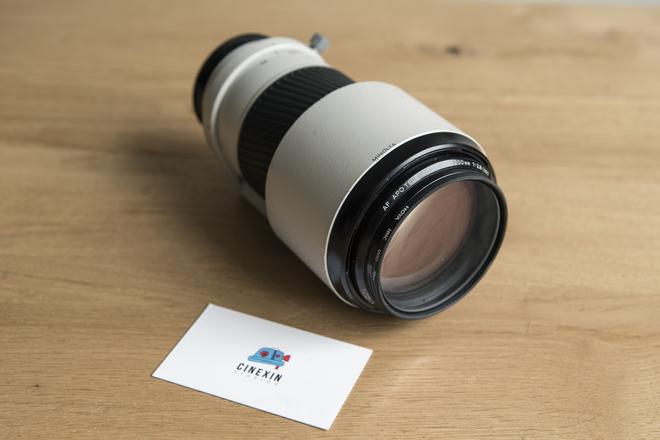 LENGENDARY MINOLTA MAXXUM 80-200mm F2.8 for sony A7 series