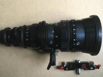 Rent: Cooke 20-100mm T3.1 zoom lens