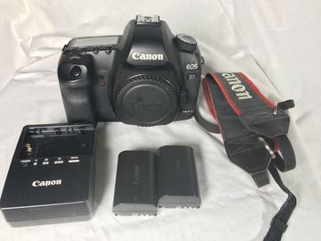 Rent: Canon 5D mark ii, 2 prime lenses, 2 batteries