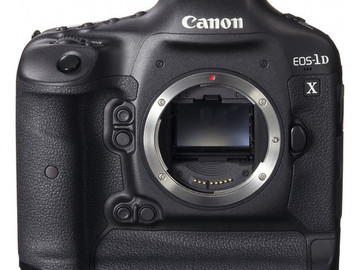 Rent: Canon EOS-1D X DSLR Camera