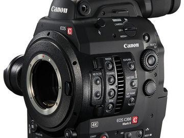 Rent: C300MkII/70-200/FSB-10