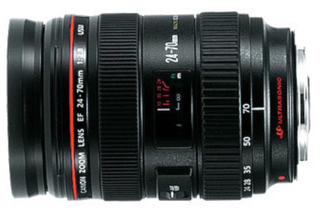 CANON EF 24 – 70mm 2.8L USM (version 1)