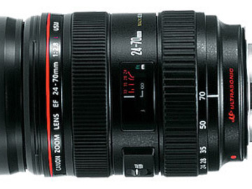 Rent: CANON EF 24 – 70mm 2.8L USM (version 1)
