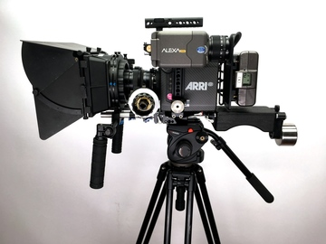 Rent: ARRI ALEXA Mini EF Mount with Zeiss Lenses KIT