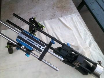 Rent: DSLR SuperShoooter Deluxe Shoulder Support System