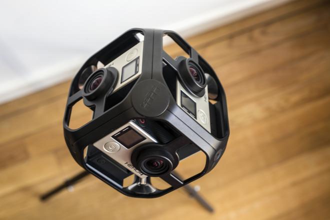 Gopro OMNI 360 VR Full Package!