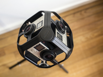 Rent: Gopro OMNI 360 VR Full Package!