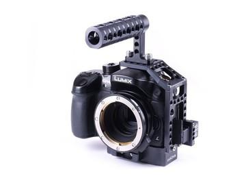 Rent: Panasonic GH4 w/ Birdcage & Speedbooster EF & Canon L Lenses