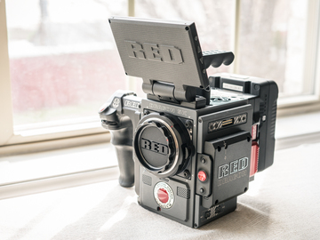 Rent: RED Scarlet-W 5K package