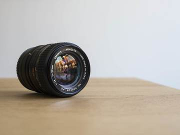 Rent: Minolta Prime lenses for Sony A7S II