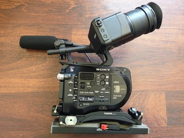 Rent: Sony FS7 *Multiple Builds Avail*