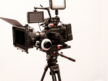 Rent: Blackmagic Ursa Mini 4K EF Production Package w/ Rokinons