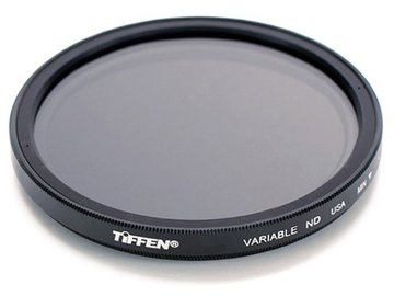 Rent: Tiffen 82mm Variable ND Filter w/ 77mm step-up ring
