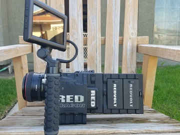 Rent: basic RED Epic Dragon package - INLAND EMPIRE