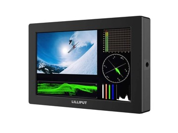 Rent: Liliput Q7 HDMI SDI 1080p Director Monitor