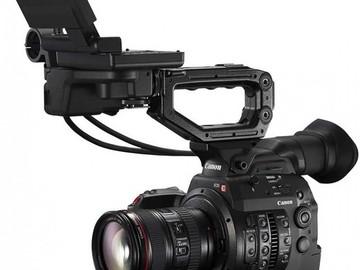 Rent: Canon C300 Mark ii 4K w/ Lens & Tripod Package