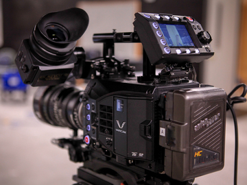 Rent: Varicam LT Package