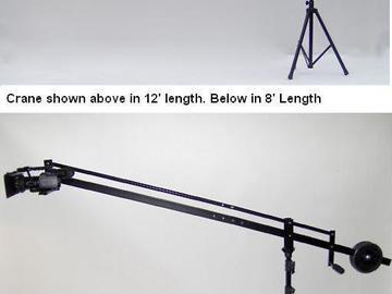 Rent: 12' Camera Jib