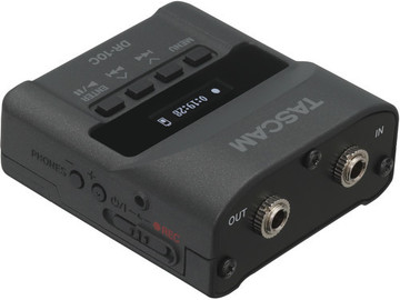Rent: Tascam DR-10CS Bodypack recorder