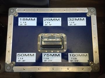 Rent: Mini S4/i 6 Lens Set