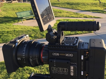 Rent: 2 ReD EPIC W full production plus lenses