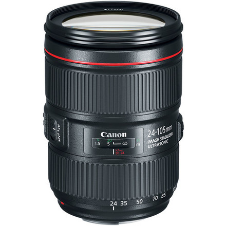 Canon 4 Lens Zoom Kit ( EF Mount )