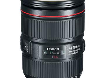 Rent: Canon Zoom Kit ( EF Mount / L Series )