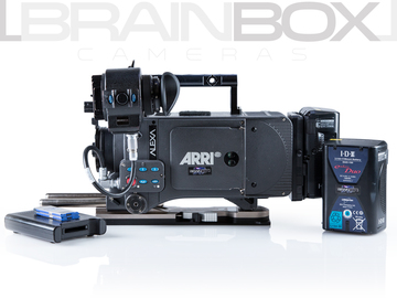 Rent: ARRI Alexa Classic BASIC Package w/ HiSpeed + AKS