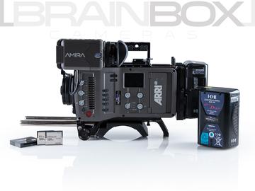 Rent: Arri AMIRA Premium Camera - BASIC Package w/ AKS