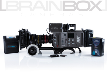 Rent: Arri AMIRA Premium Camera - INDIE Package w/ Lenses + AKS